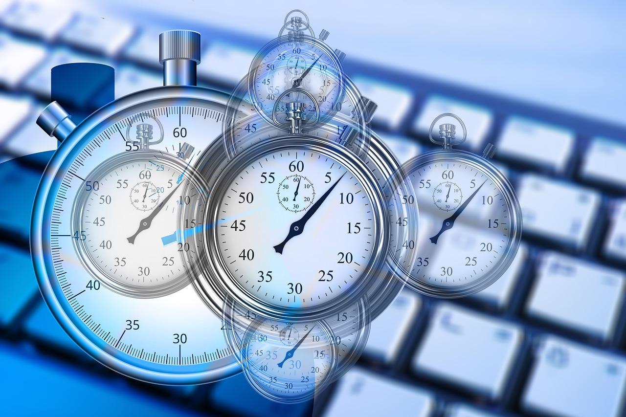 time-management obchodnika
